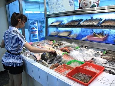 王功漁港‧重興海鮮樓餐廳